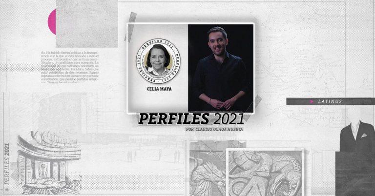 Perfiles 2021: Celia Maya