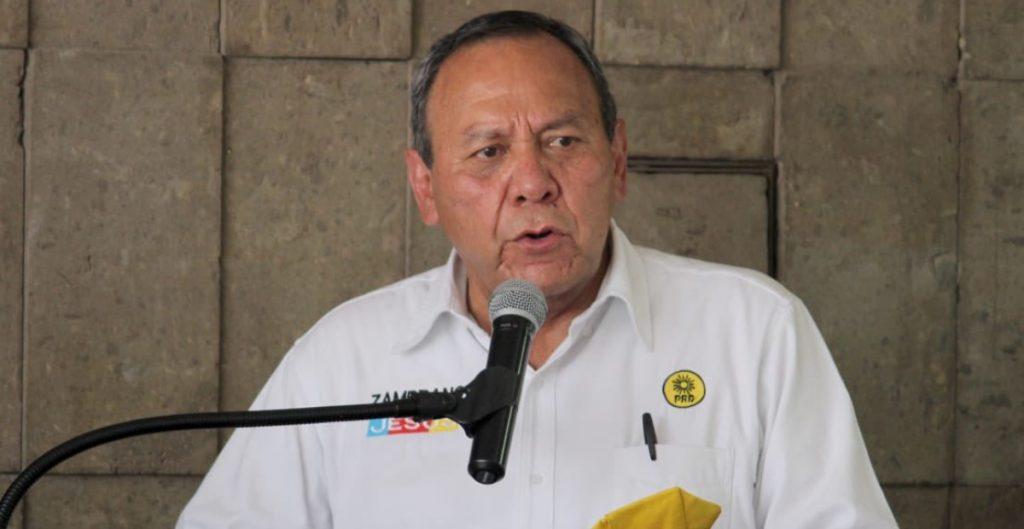 """PRD acusa que Salgado y Morena operan como """"capos"""" contra el INE"""