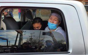 Adriana Fuentes, candidata del PRI a la alcaldía de Ciudad Juárez, anunció la liberación de su equipo, detenido en una manifestación.