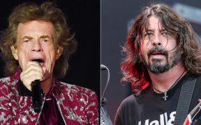 Mick Jagger y Dave Grohl se unen para crear un himno sobre la pandemia