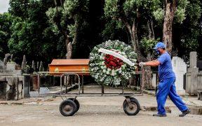 México alcanza los 210 mil muertos por Covid-19 y 2 millones 286 mil contagios