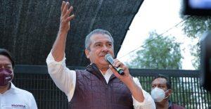 INE mantiene la cancelación de la candidatura de Raúl Morón a la gubernatura de Michoacán