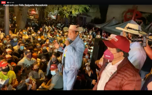 Félix Salgado anuncia que impugnará nuevamente ante el TEPJF