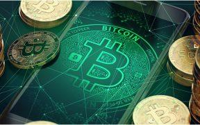Inversores voltean al bitcoin; marca nuevo máximo en 64 mil 676 dólares