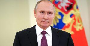 Putin dice estar dispuesto a apoyar a un sucesor si es fiel a Rusia