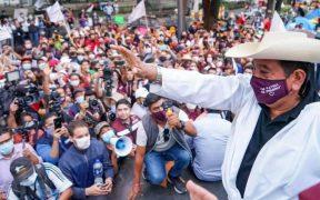Respetaré lo que el TEPJF decida sobre candidatura: Félix Salgado