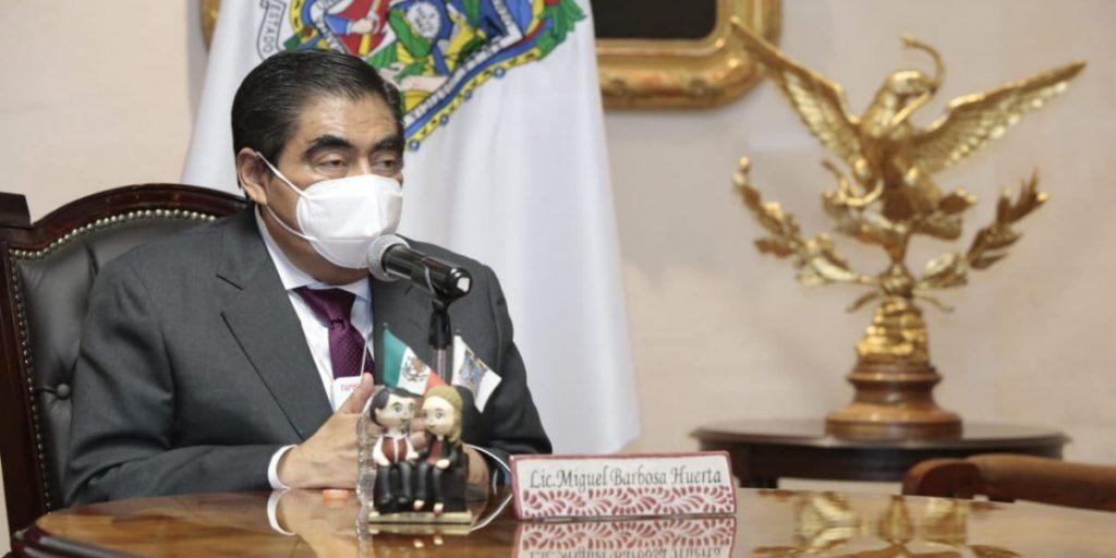 Gobernador de Puebla consideró hay más problemas en la definición de candidaturas porque los partidos políticos están dominados por grupos.