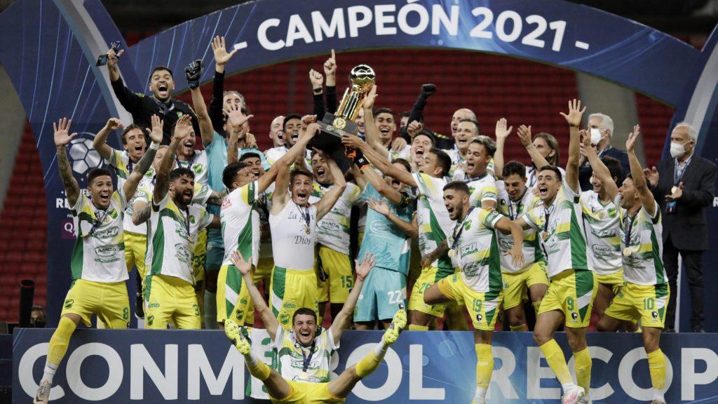 Defensa y Justicia suma otra título a su historia, gana la Recopa  Sudamericana