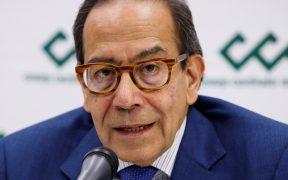 Reeligen a Carlos Salazar Lomelín como presidente del CCE