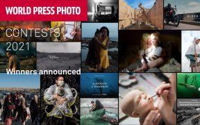 Primer abrazo en pandemia se lleva el premio principal del World Press Photo