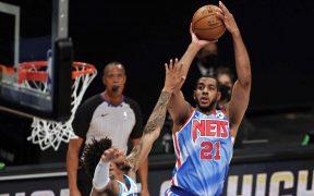 Aldridge tenía menos de un mes jugando con los Nets. Foto: AP