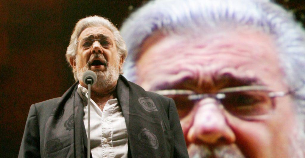 Plácido Domingo regresa a la ópera en el Teatro Bolshói de Moscú