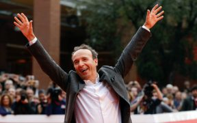 Festival de Cine de Venecia dará premio a la trayectoria al director y actor Roberto Benigni