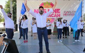 Candidatos a la gubernatura de Michoacán tendrán protección personal de la SSP estatal