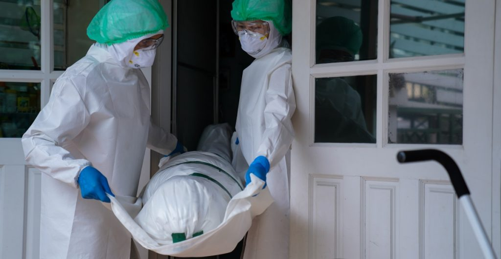 IMSS registra 50% de tasa de mortalidad por Covid; ISSSTE el 38%, según estudio