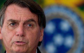 """Bolsonaro dice que """"sólo Dios"""" lo saca de la Presidencia de Brasil"""