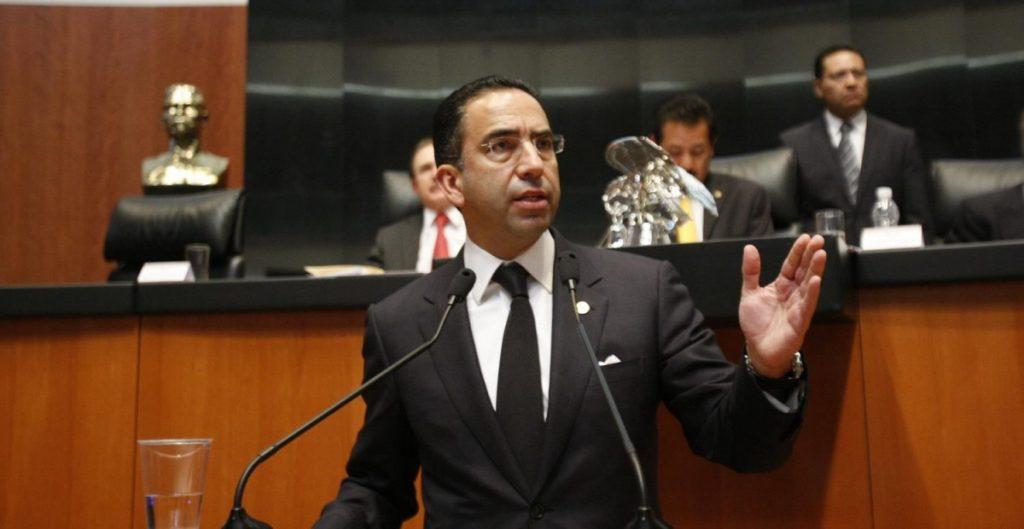 Javier Lozano se incorpora a la campaña de Octavio Pedroza en SLP
