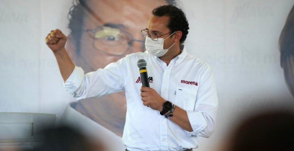 Revocan candidatura de Xavier Nava a alcaldía de San Luis Potosí