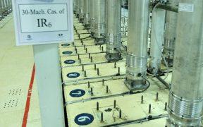 Irán comienza a enriquecer uranio al 60%, su máximo nivel