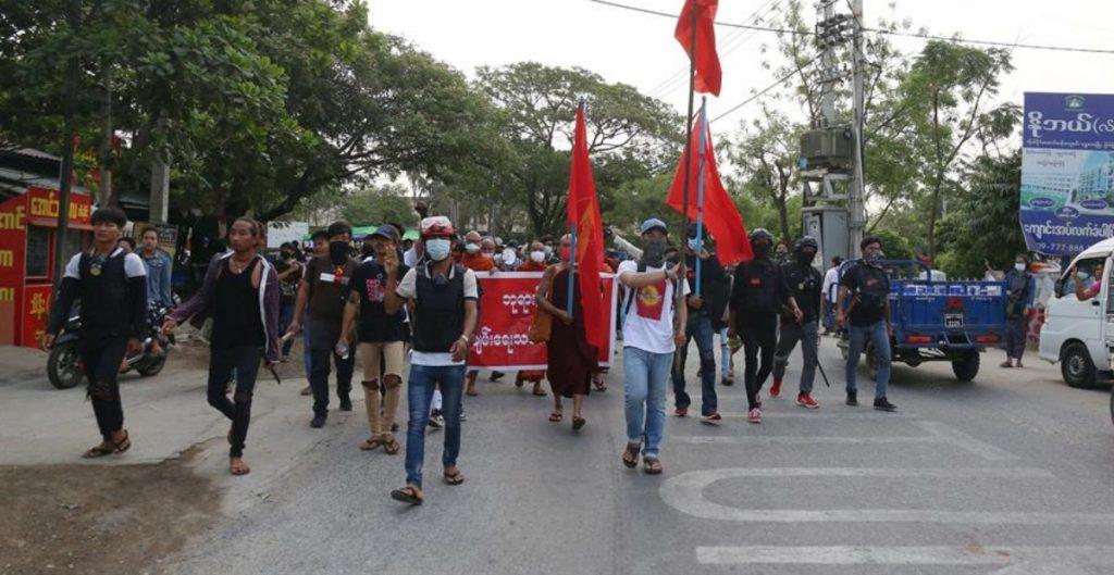 Opositores a junta militar forman gobierno de unidad nacional en Birmania