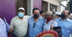 Félix Salgado acusa a Salinas por la cancelación de su candidatura