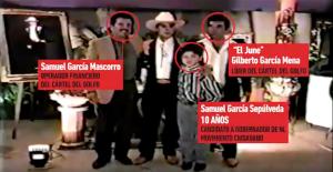 """Difunden video de Samuel García, de MC, con líder del Cártel del Golfo; """"están desesperados"""", responde"""