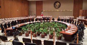 INE notifica a Morena de cancelación de candidaturas en Guerrero y Michoacán