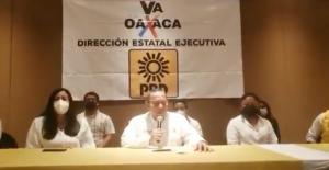"""PRD exige al gobierno federal """"cesar"""" la violencia política"""