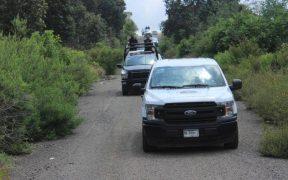 Atacan a balazos a brigada de vacunación en Tangancícuaro, Michoacán