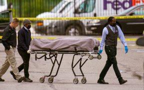 identifican a víctimas del tiroteo en instalación de FedEx en Indianápolis; hay cuatro adultos mayores