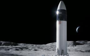 La NASA selecciona a la empresa Space X para construir naves que aterrizarán en la Luna
