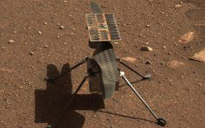 La NASA intentará volar el helicóptero Ingenuity en Marte después de problemas técnico