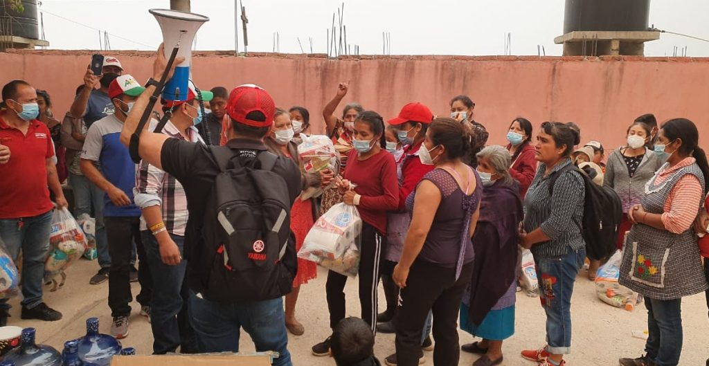 Piden no lucrar con fines electorales ante incendios en Guerrero