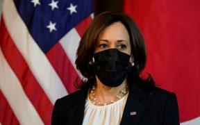 Arrestan en Florida a enfermera que amenazó con matar a vicepresidenta Kamala Harris