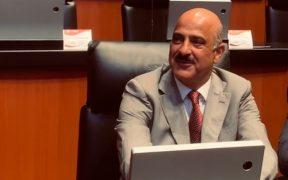 Extitular de Aduanas, Ricardo Ahued, buscará alcaldía de Xalapa por Morena