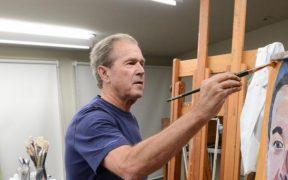 Bush dice que presiona a republicanos para dar la ciudadanía a indocumentados