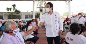 Morena reporta el retiro de candidatura a aspirante a alcaldía en Yucatán