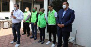 PVEM denuncia presencia de hombres armados en campañas en Xochimilco; solicita seguridad