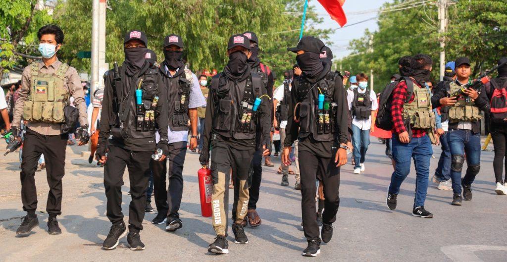 Al menos 64 sentencias a muerte desde el golpe militar en Birmania
