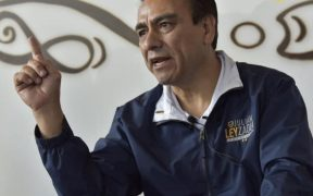 Retiran candidatura a Julián Leyzaola, aspirante del PES a la alcaldía de Tijuana, por ser prófugo de la justicia