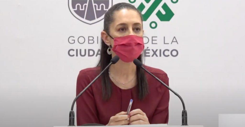 Pese a reporte de Ssa, Sheinbaum rechaza repunte de casos de Covid en CDMX