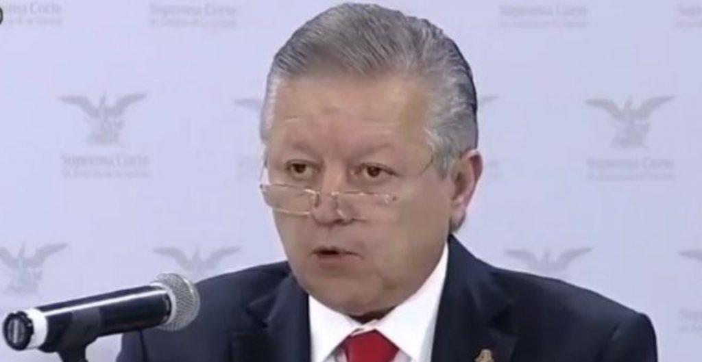 """Relator de la ONU """"sigue con preocupación"""" proceso de ampliación de mandato de Arturo Zaldívar"""