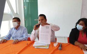 Candidato de MC en Cocula, Guerrero, acusa a su oponente de Morena por amenazas