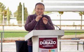 INE ordena a Movimiento Ciudadano que retire spot en el que acusa a Durazo de tener nexos con el narcotráfico