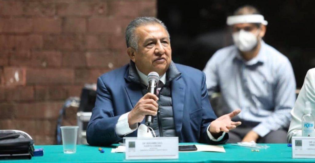 Cámara de Diputados avala desaforar al diputado Benjamín Saúl Huerta, acusado de abuso sexual a menores
