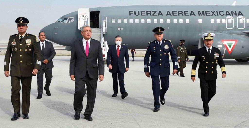 AMLO propone crear nueva comisión que investigue accidentes aéreos