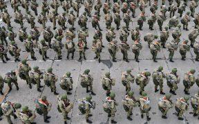 Rusia anuncia el repliegue de tropas desplegadas en frontera con Ucrania