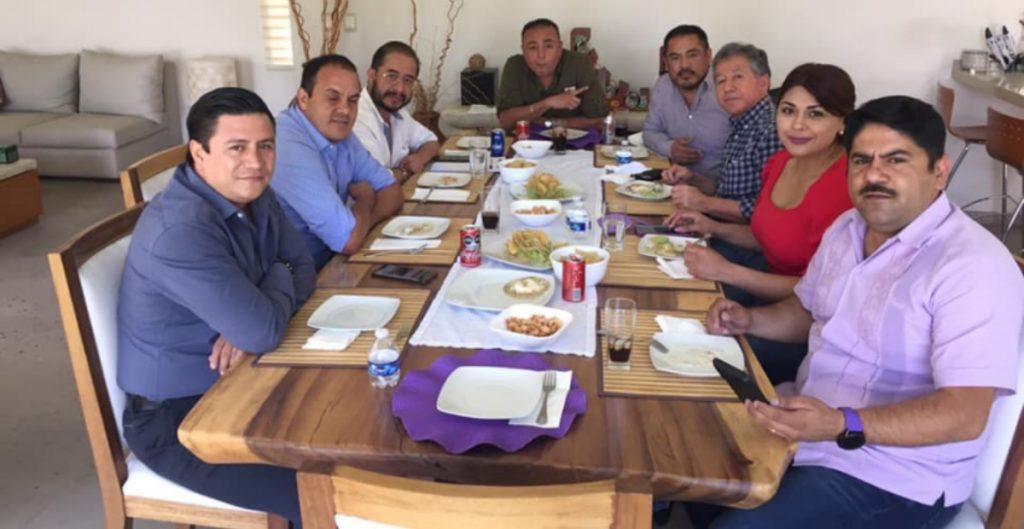"""""""Amarran"""" candidatos del PES en Tamaulipas que Cuauhtémoc Blanco vaya a sus eventos"""
