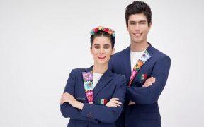 El modelo Artesanal Oaxaqueño será el que utilice la delegación mexicana en Tokio. (Foto: @highlifemx).
