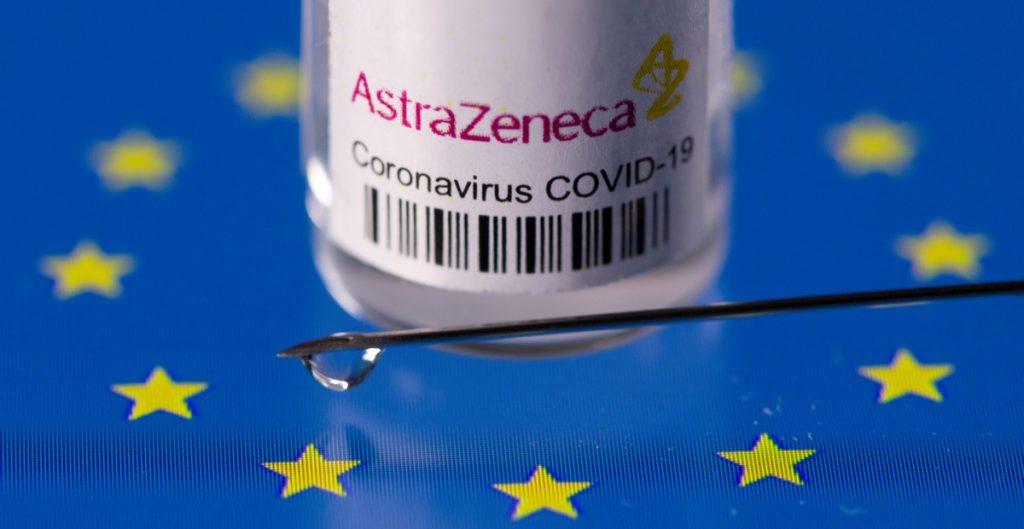 Unión Europea prepara acciones legales contra AstraZeneca por cortar entregas de vacunas